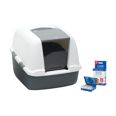 Magic Blue Litter Box - Jumbo