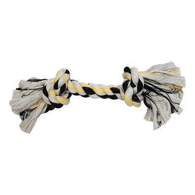 Flossy Chews, 2-Knot Color Rope Tug