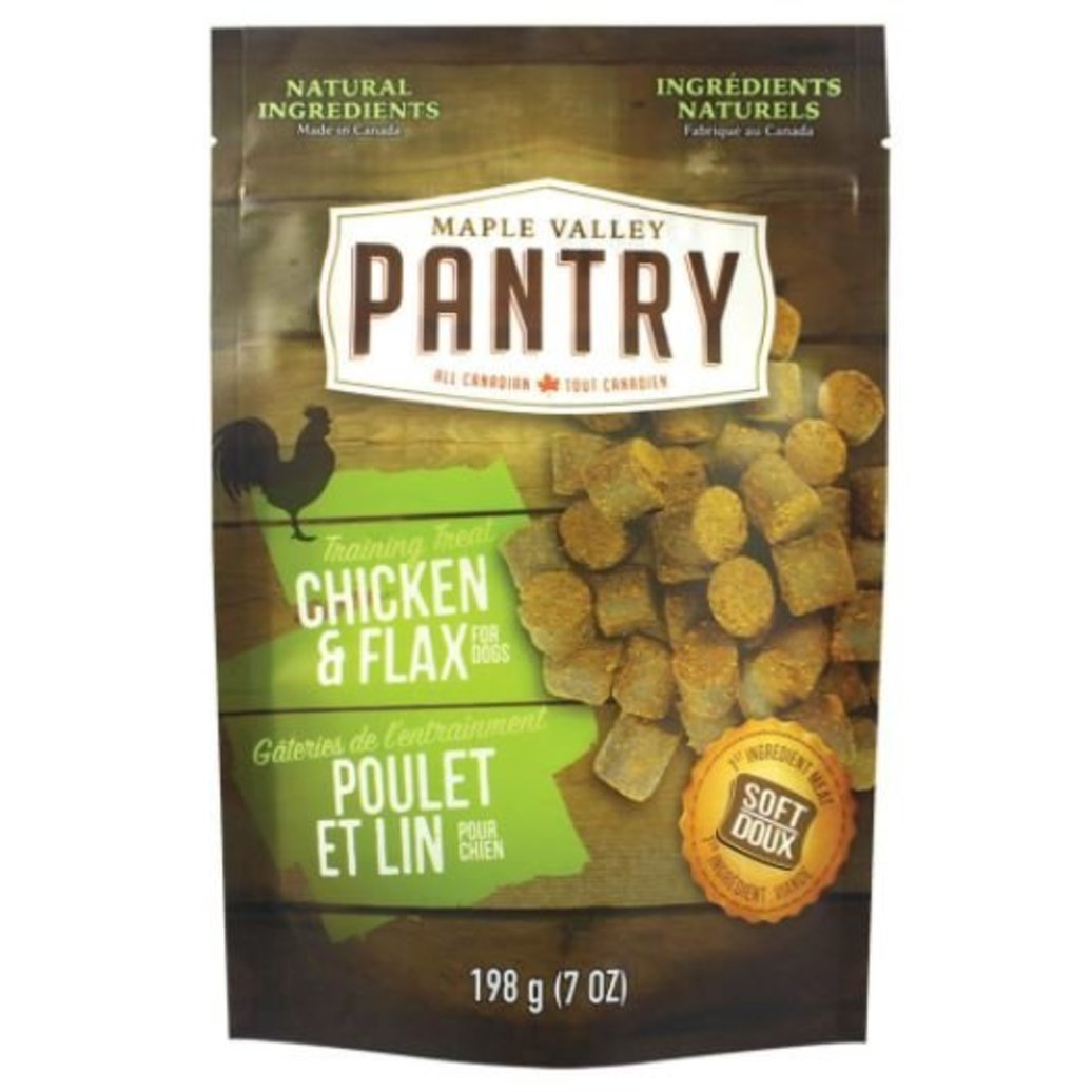 View larger image of Soft & Chewy Treat - Chicken & Flax Seed
