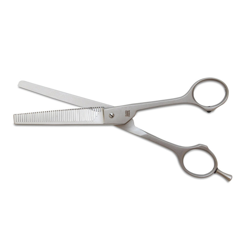 """View larger image of 46 Tooth Thinning Shears - 6"""""""