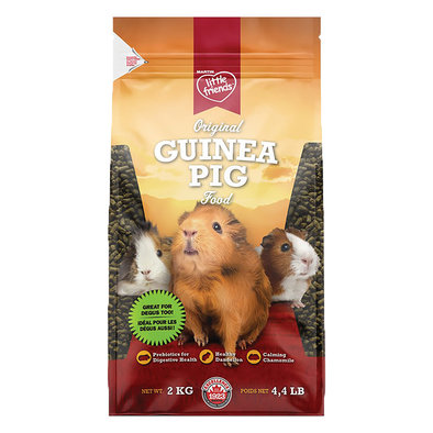Little Friends, Original Guinea Pig Food