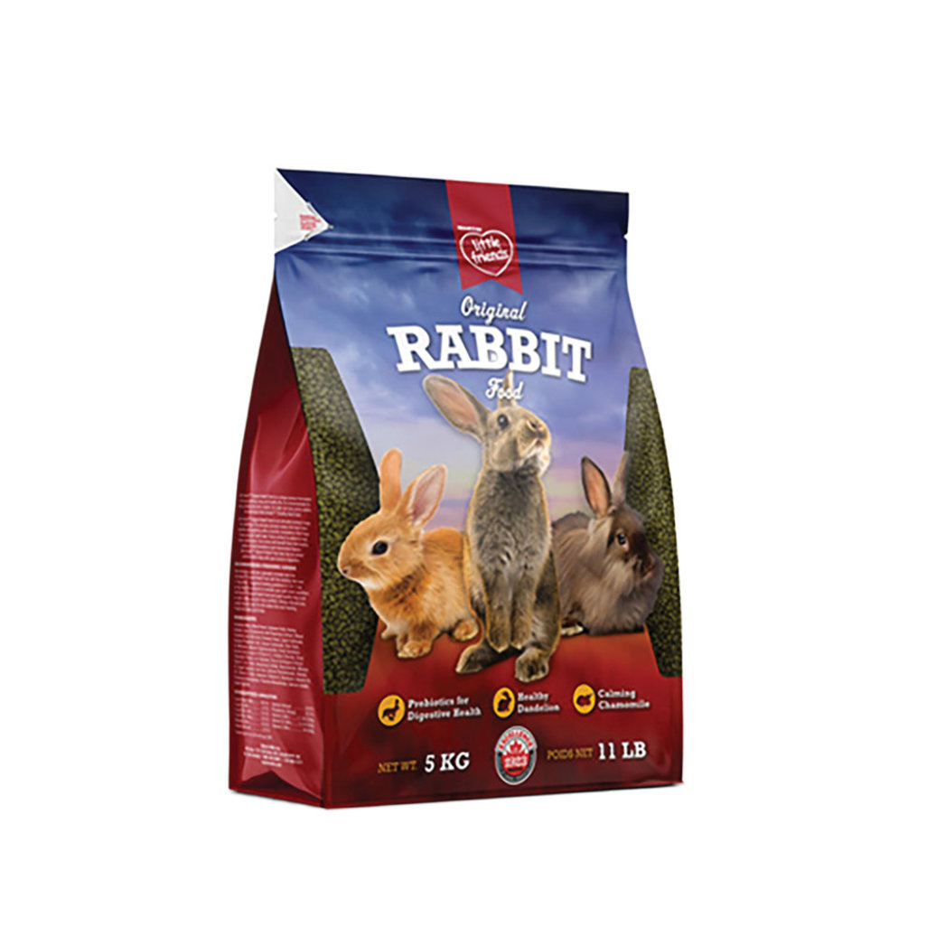 View larger image of Little Friends, Original Rabbit Food