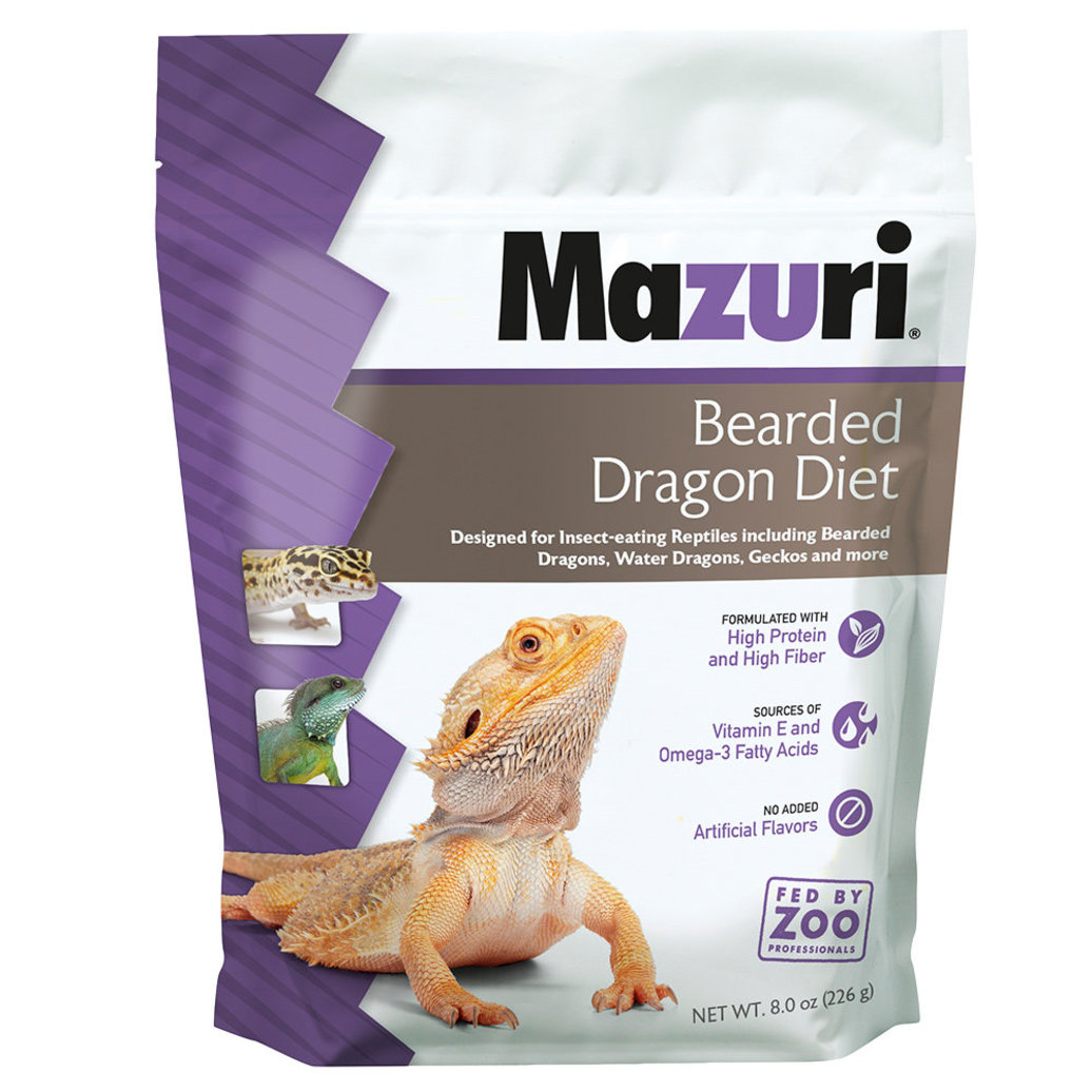 View larger image of Bearded Dragon Diet - 8 oz