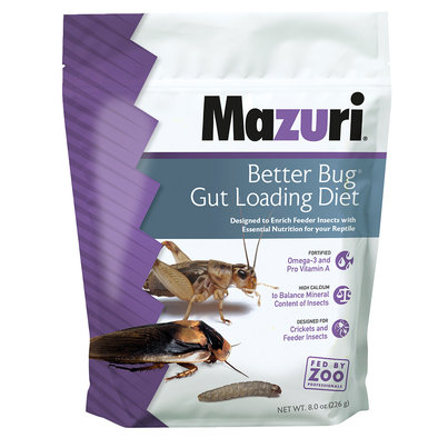 Better Bug Gut Loading Diet - 8 oz
