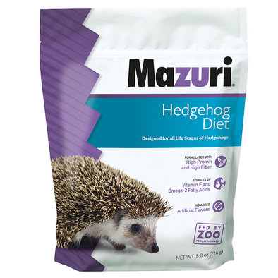 Hedgehog Diet - 8 oz