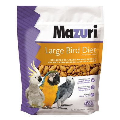 Large Bird Diet - 3 lb