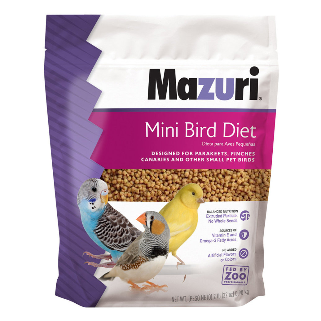 View larger image of Mini Bird Diet - 2 lb
