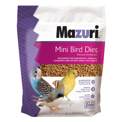 Mini Bird Diet - 2 lb