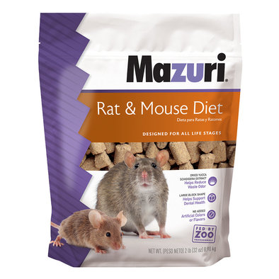 Rat & Mouse Diet - 2 lb