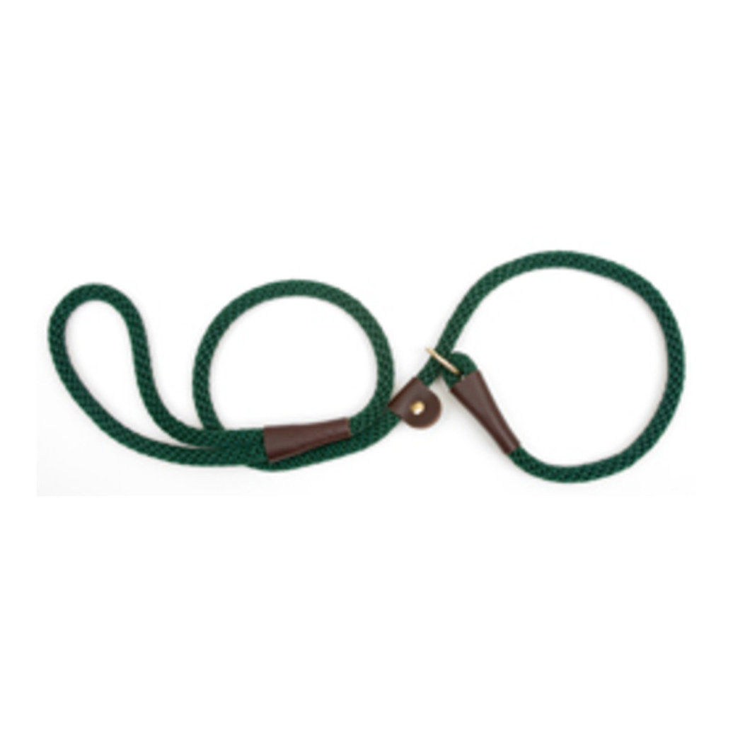 "View larger image of Slip Lead - Hunter Green - 1/2"" Width"