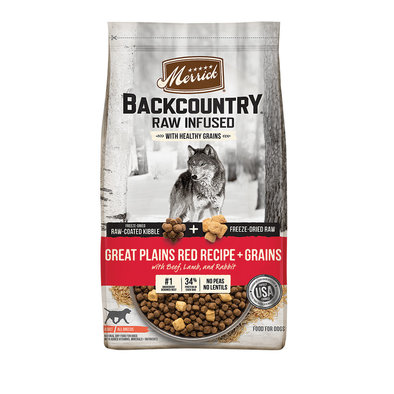 Adult - Backcountry - Great Plains with Healthy Grains