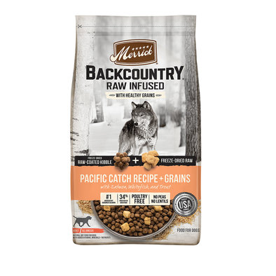 Adult - Backcountry - Pacific Catch with Healthy Grains