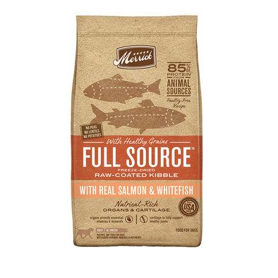 Adult - Full Source - Raw Coated - Salmon & Whitefish