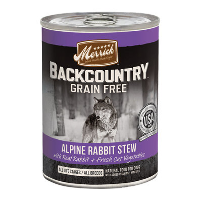 Backcountry Alpine Rabbit Stew - 12.7 oz