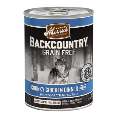 Backcountry Chunky Chicken - 12.7oz