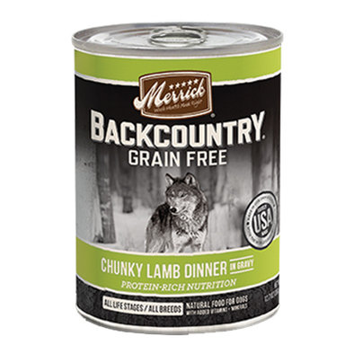 Backcountry Chunky Lamb - 12.7oz