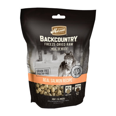 Backcountry Freeze Dried Meal Mixer - Salmon Recipe -156 g