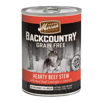 Backcountry Hearty Beef Stew - 12.7 oz