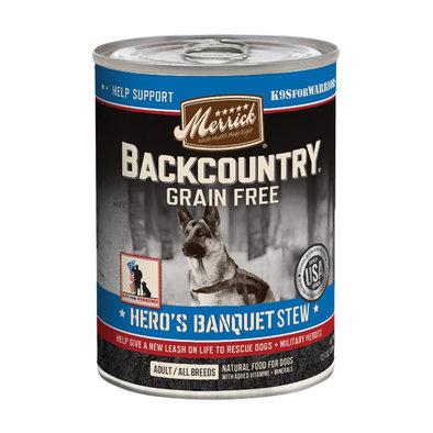GF Backcountry  Hero's Banquet - 12.7 oz