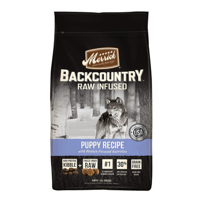 Backcountry Puppy Recipe