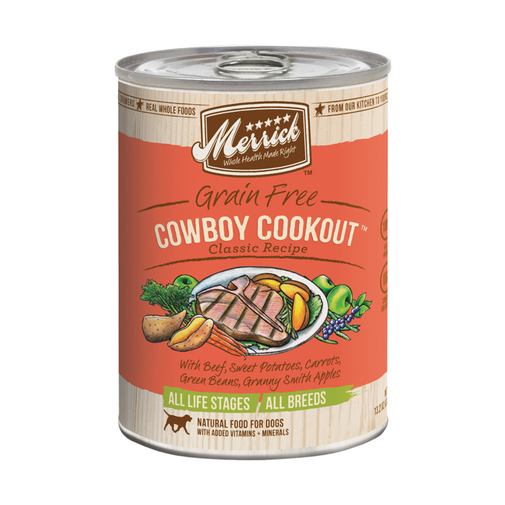 View larger image of Can Cowboy Cookout - 360g