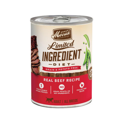 Can, LID Beef Pate - 360g