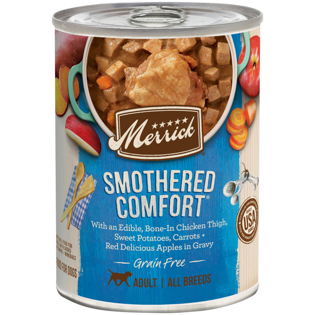 View larger image of Can, Smothered Comfort - 360g