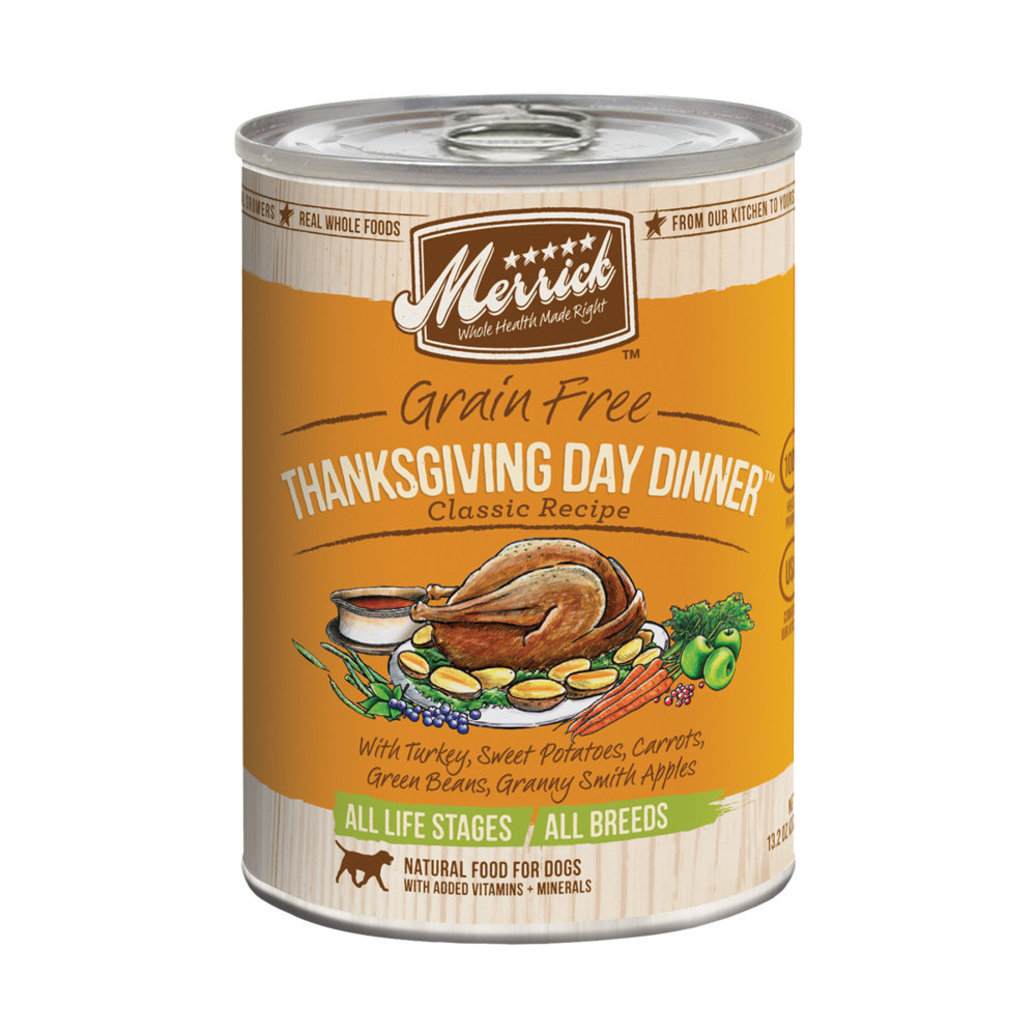 View larger image of Can, Thanksgiving Day Dinner - 360g
