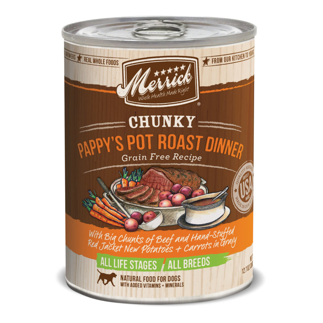 View larger image of Chunky Pappy's Pot Roast Dinner - 12.7 oz