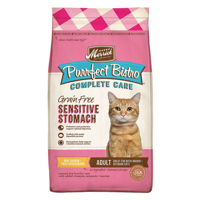 Feline, Purrfect Bistro - Sensitive Stomach