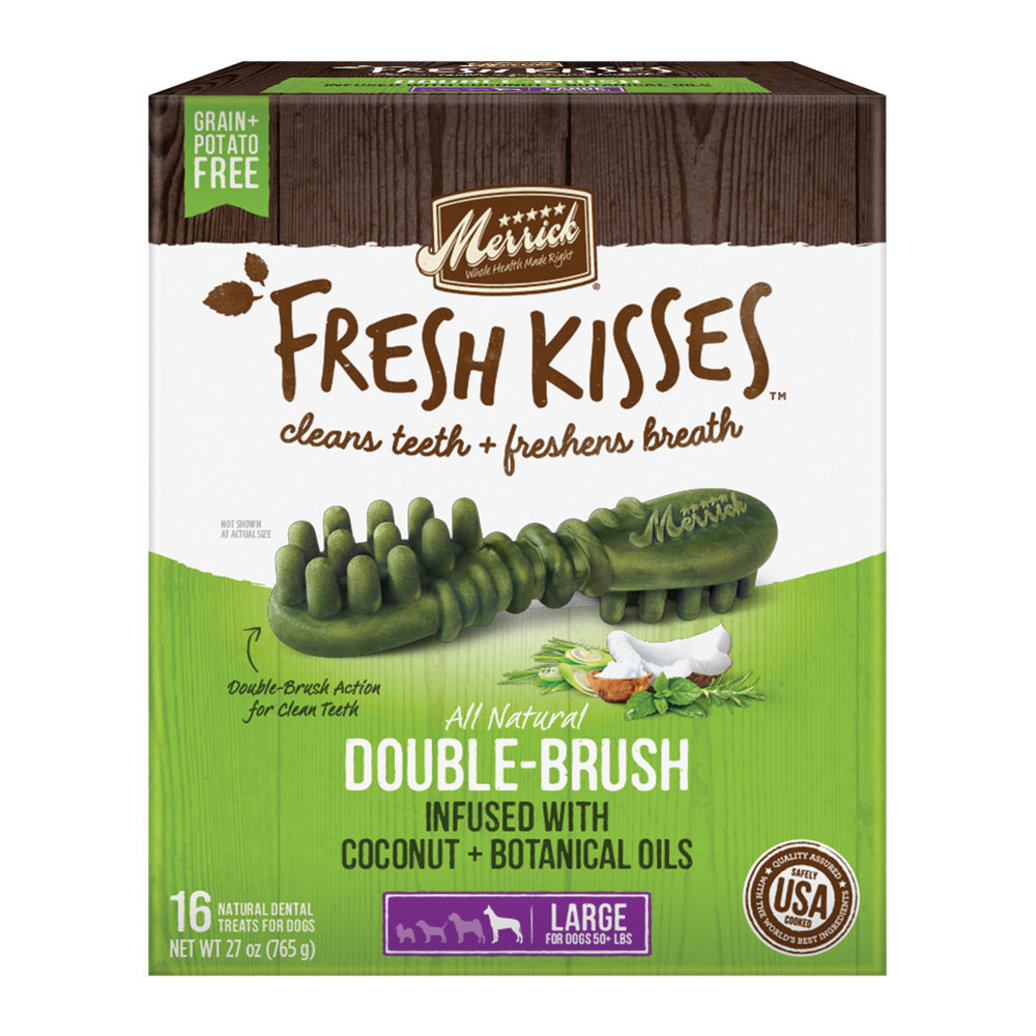 View larger image of Fresh Kisses Brush - Coconut