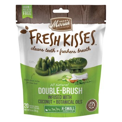 Fresh Kisses Brush - Coconut