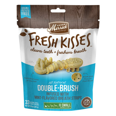 Fresh Kisses Brush - Mint