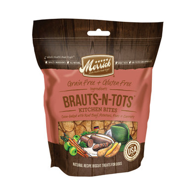 Kitchen Bites, Brauts-n-tots - 9 oz