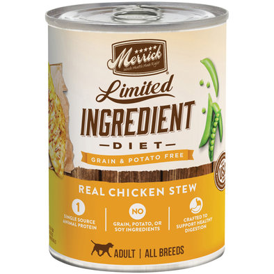 Limited Ingredient Diet Real Chicken Stew - 12.7oz