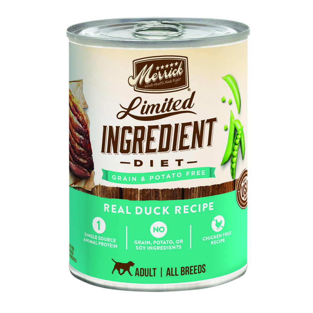 View larger image of Limited Ingredient Diet Real Duck Recipe - 12.7 oz