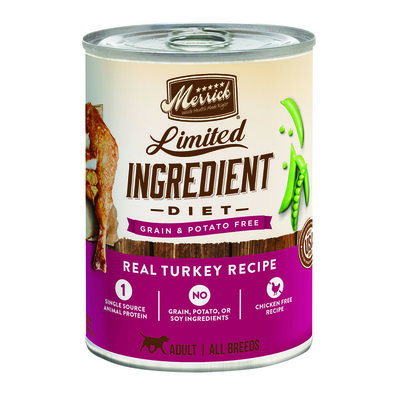 Limited Ingredient Diet Real Turkey Recipe - 12.7 oz