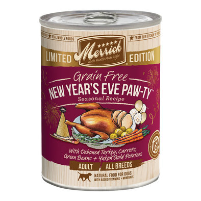 New Year's Eve Paw-ty - 360 g