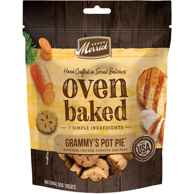 Oven Baked - Grammy's Pot Pie - Chicken,Peas & Carrots - 312 g