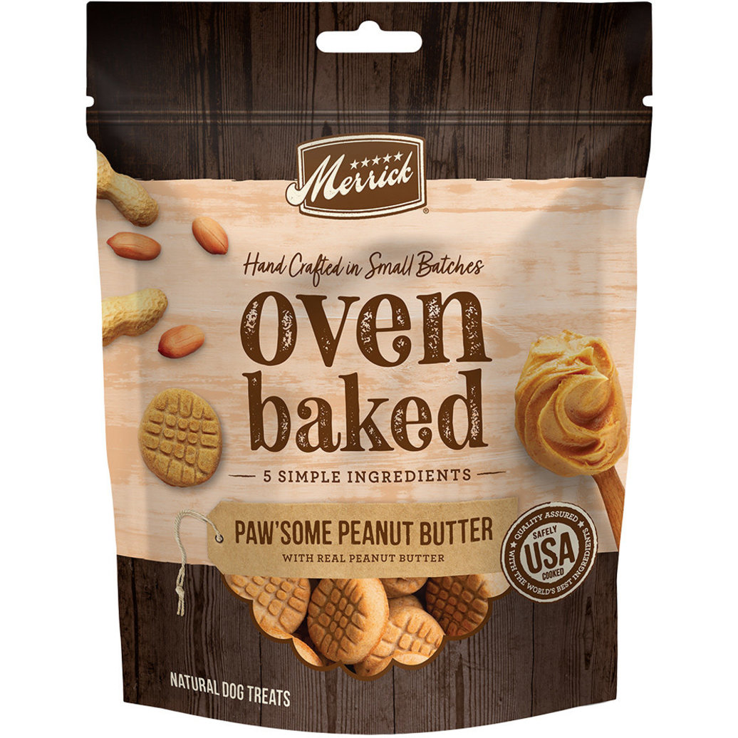 View larger image of Oven Baked - Paw'some Peanut Butter - 312 g