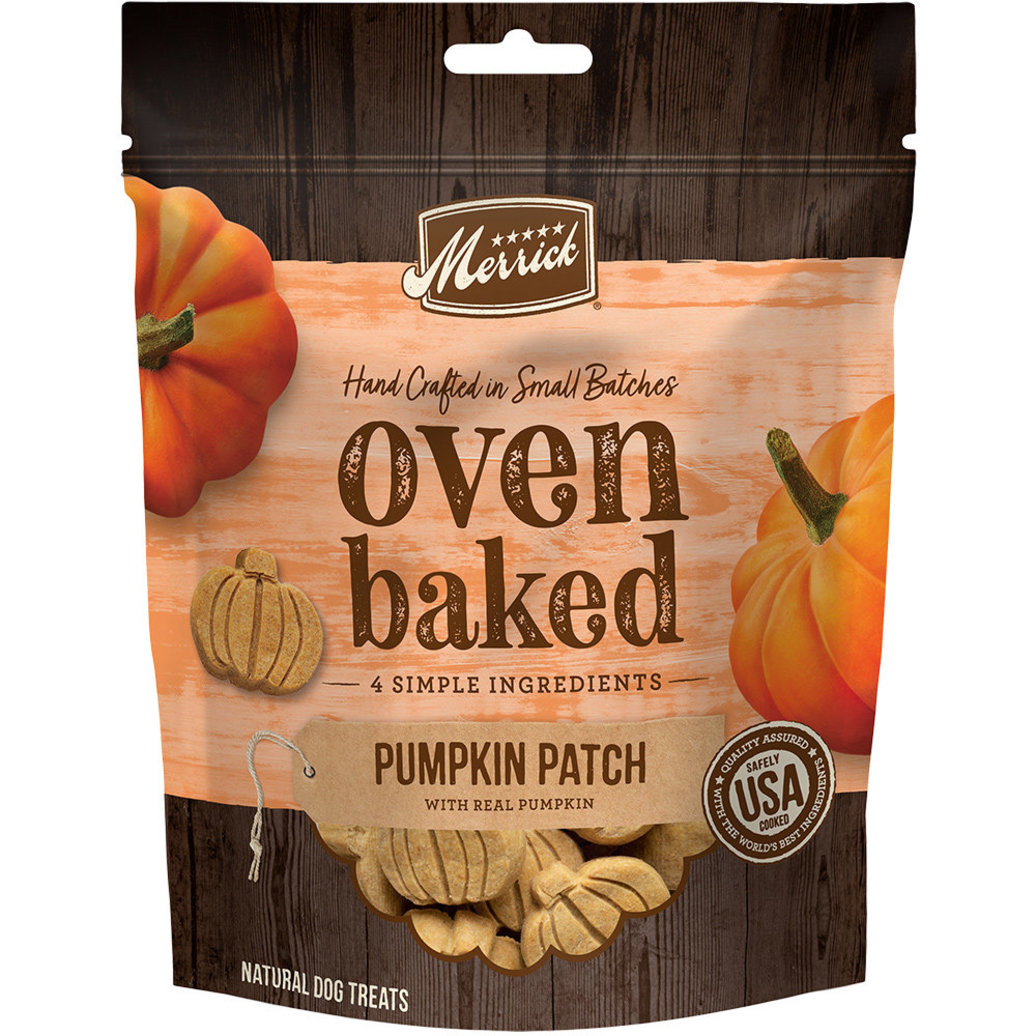 View larger image of Oven Baked - Pumpkin Patch - 312 g