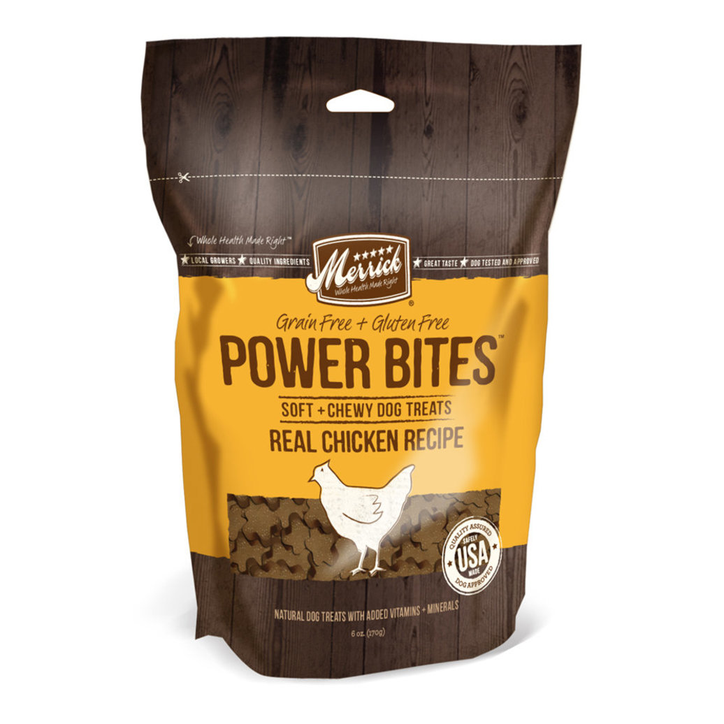 View larger image of Power Bites, Chicken - 6 oz