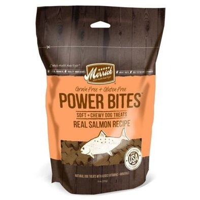 Power Bites, Salmon - 6 oz