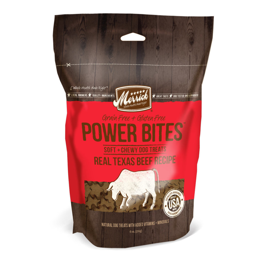 View larger image of Power Bites, Texas Beef - 6 oz