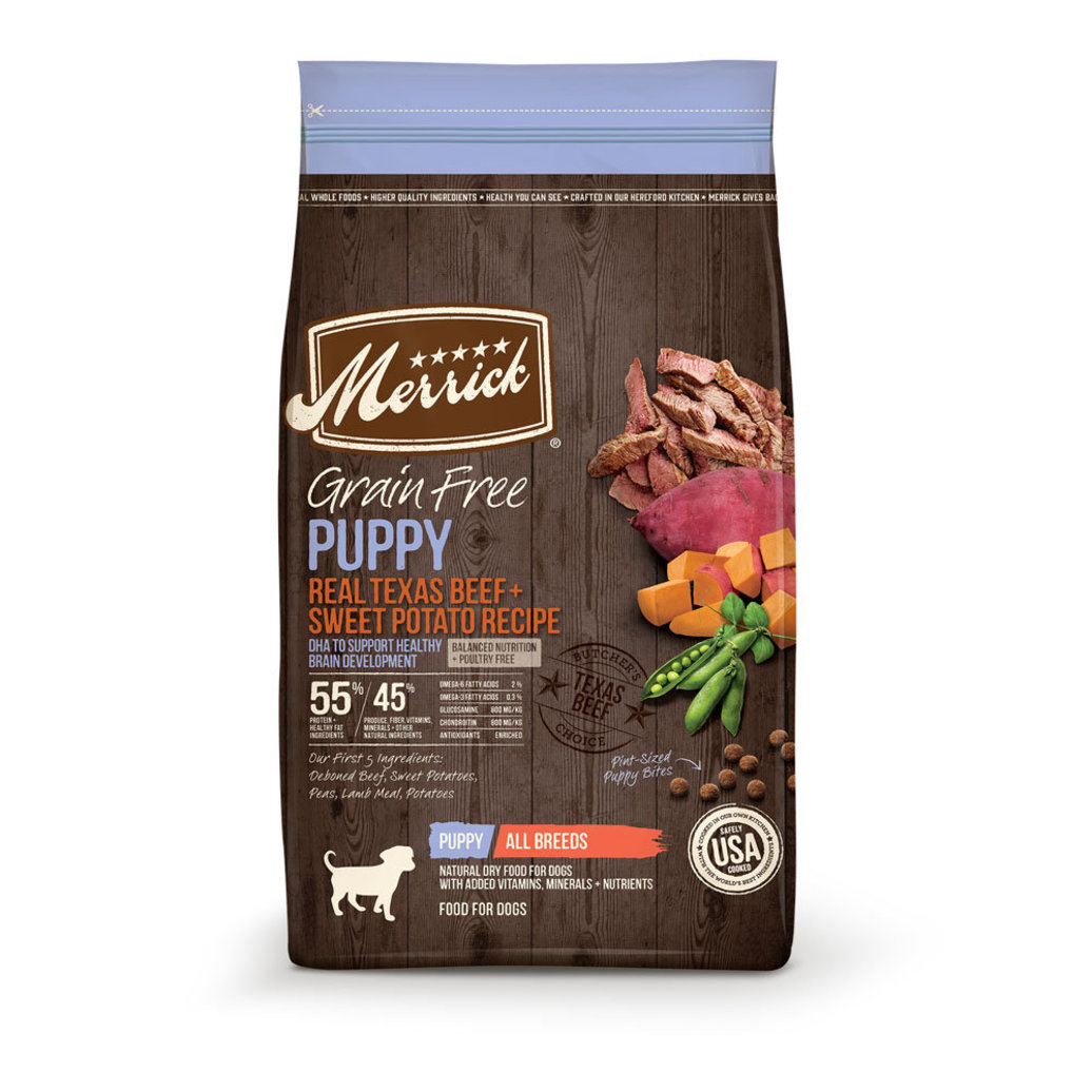 View larger image of Puppy - Grain Free Beef & Sweet Potato