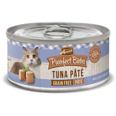 Purrfect Bistro Cat Can, Tuna Pate