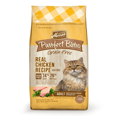 Purrfect Bistro Grain Free Dry Cat Food, Chicken