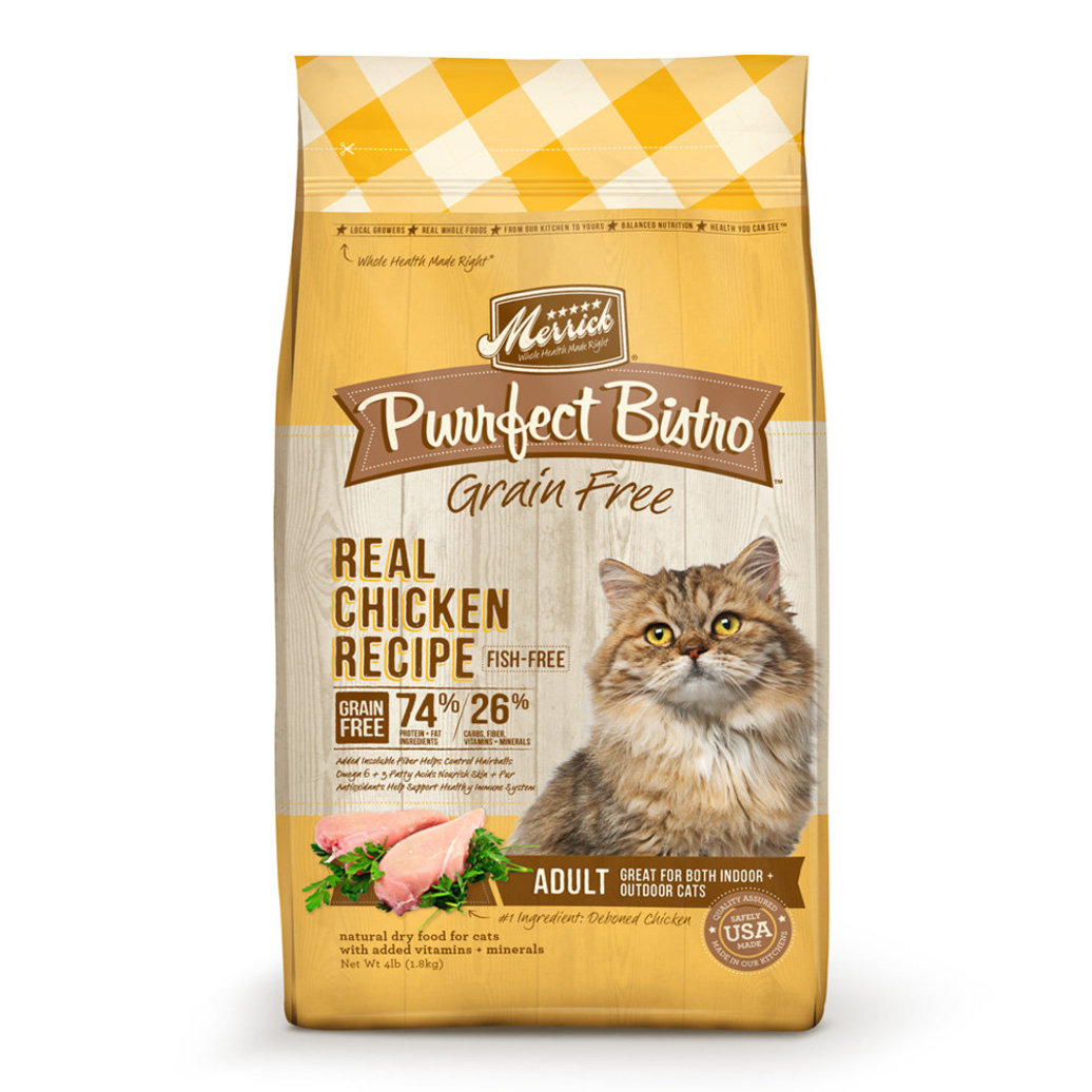 View larger image of Purrfect Bistro Grain Free Dry Cat Food, Chicken