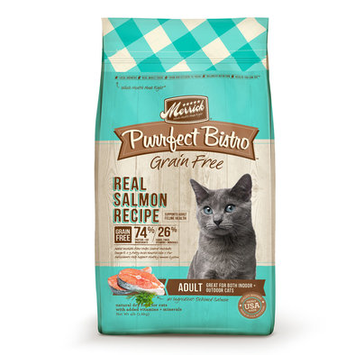Purrfect Bistro Grain Free Dry Cat Food, Salmon