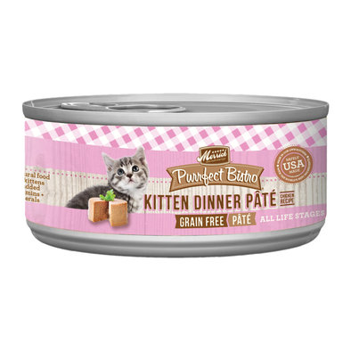 Purrfect Bistro, Kitten Dinner Pate - 5.5 oz